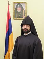 Very Rev. Fr. Movses Sargsyan